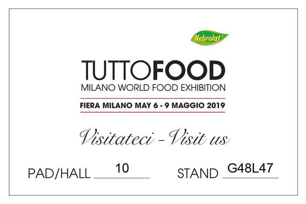 Tutto Food 2019