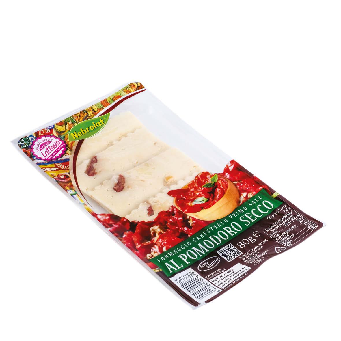 Primo Sale con pomodori secchi