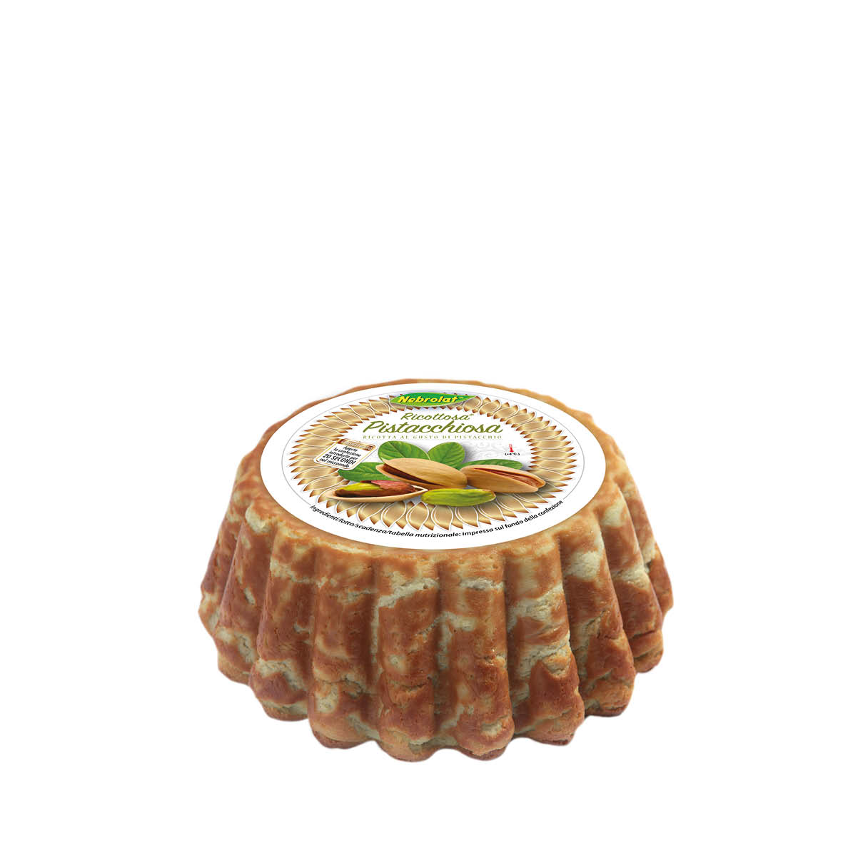Ricottosa pistacchiosa